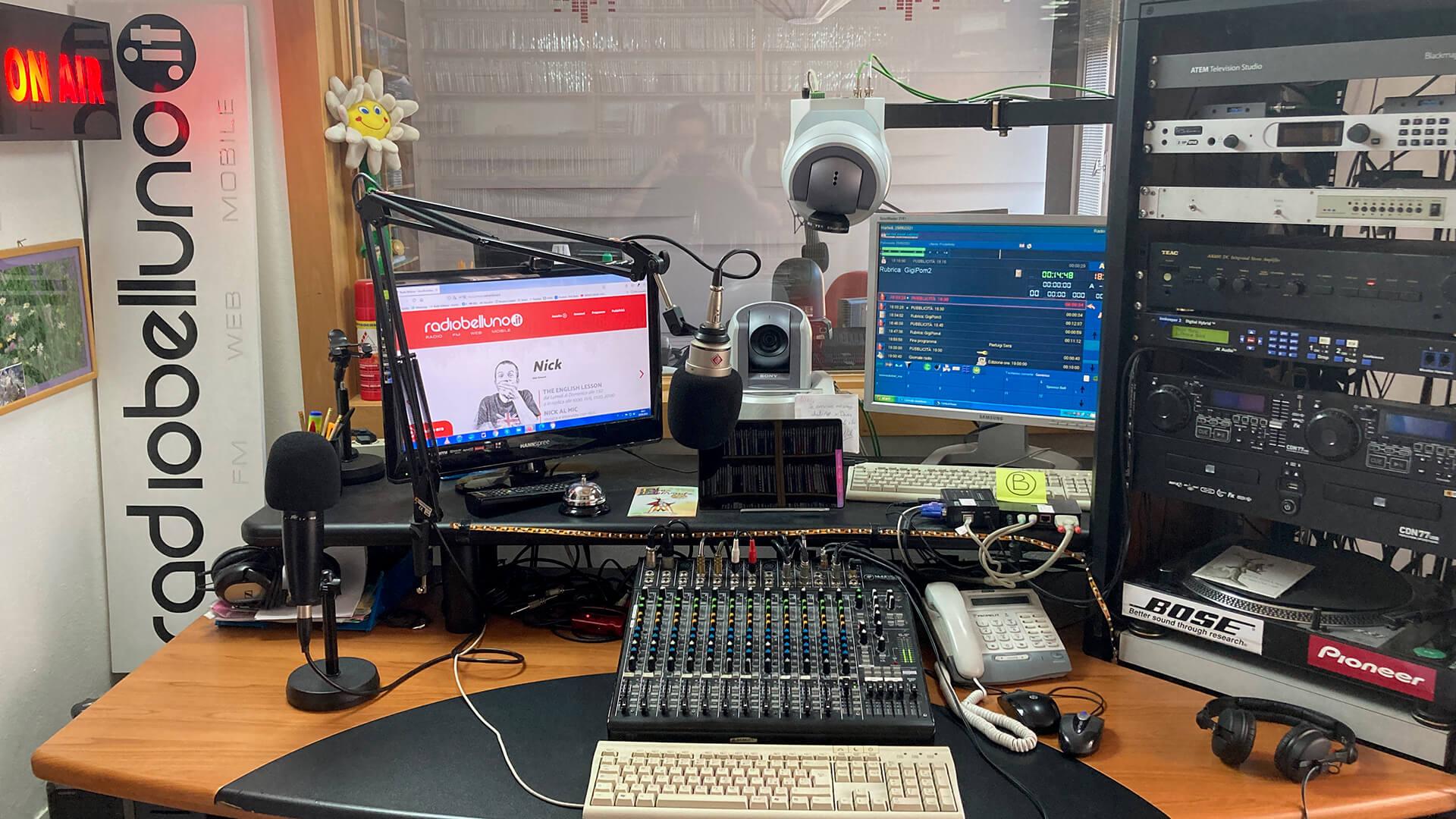 Dieci & Lode Radiobelluno