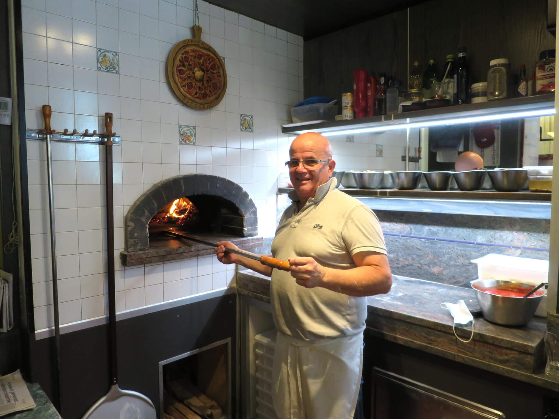 Pizzeria Garden F40