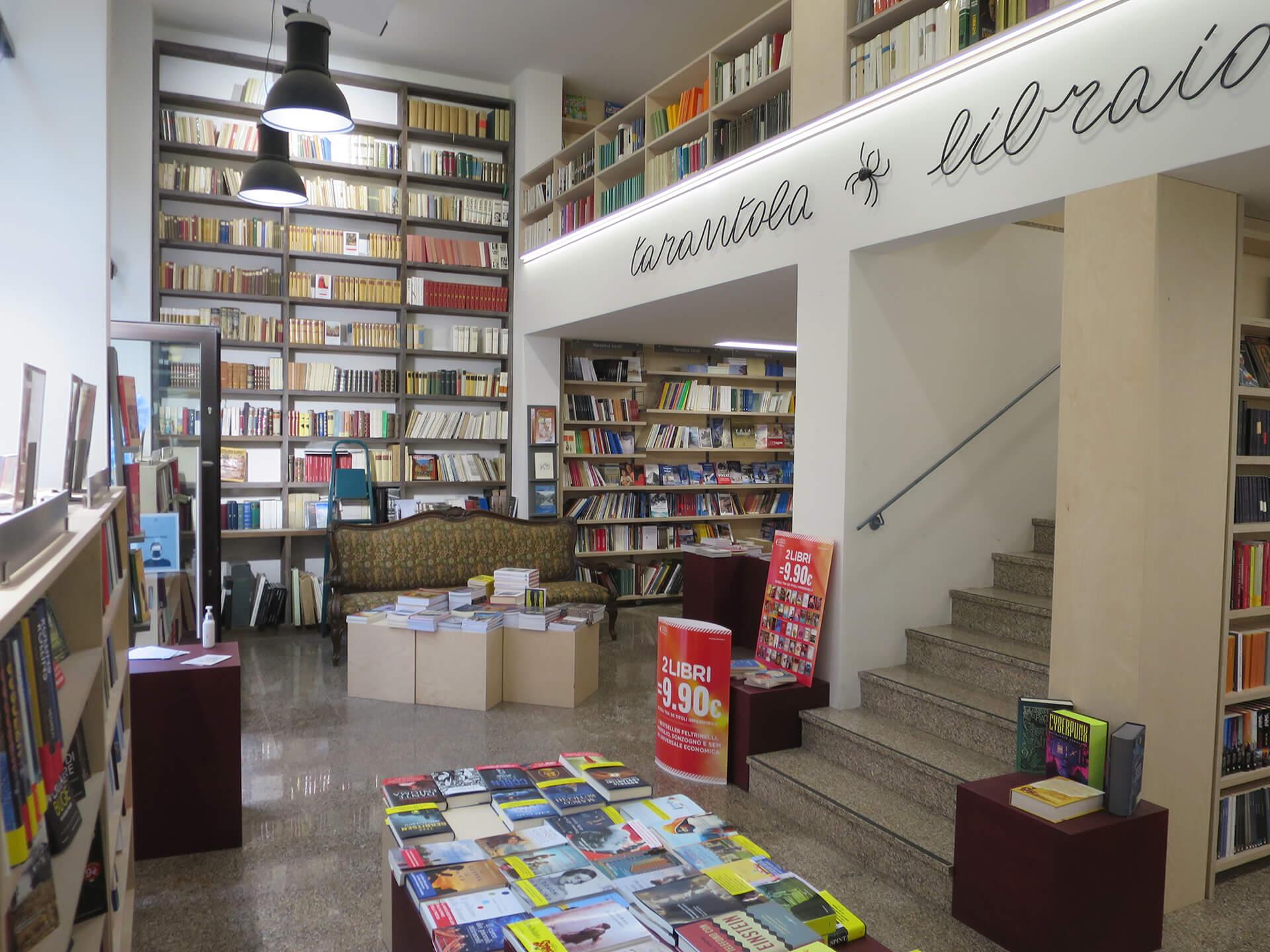 Libreria Tarantola